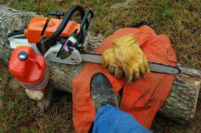 chain-saw-safety-gear